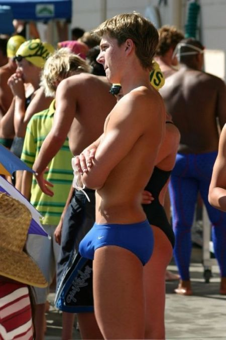 And In Celebration  I Present To You   BOYS IN SPEEDOS